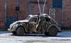 KdF-Wagen Kommandeurwagen (The Adventurous Eye) Tags: world two war action military wwii ww2 historical 1945 liberation reenactment reenactors třebíč kommandeurwagen kdfwagen borovina osvobození