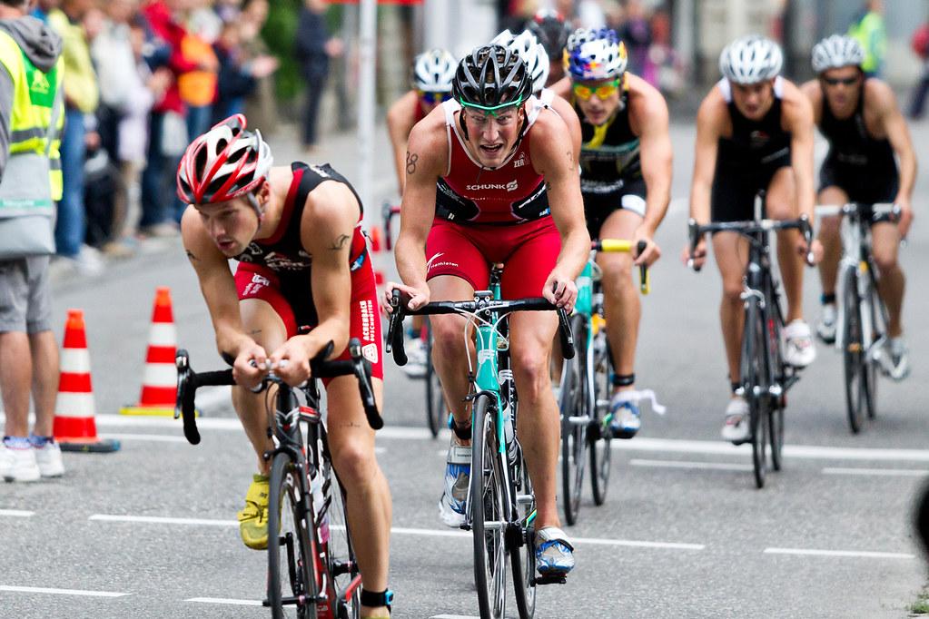 Hansgrohe-Triathlon Konstanz 2012_Radfahren