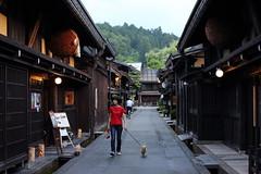 Hida-Takayama (Teruhide Tomori) Tags: street house japan 日本 tradition oldtown takayama gifu hida 飛騨高山 woodenarchitecture 岐阜県 伝統家屋