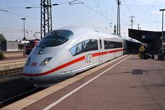 "403 016 ""Siegburg"", Dortmund Hbf (Howard_Pulling) Tags: camera station germany deutschland photo nikon gare photos rail railway zug bahnhof german bahn railways dortmund 2013 d5100"