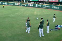 P1000664 (celeste_mer) Tags: 棒球 台南棒球場 2009年