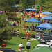"""The atmosphere is family friendly, with a sea of tents and room to play. • <a style=""""font-size:0.8em;"""" href=""""http://www.flickr.com/photos/49650603@N07/9772125762/"""" target=""""_blank"""">View on Flickr</a>"""