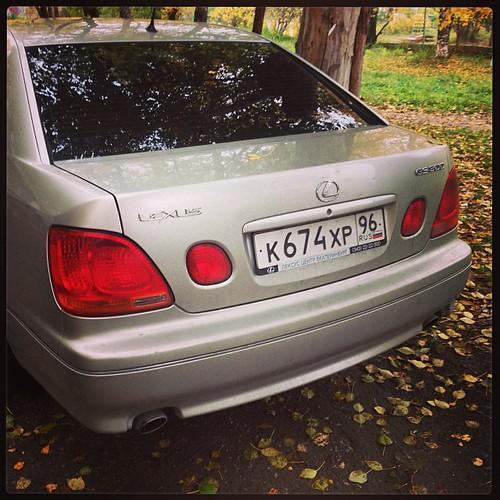 Суров Урал но @Lexus здесь в цене!!