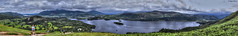 Bassenthwaite, Skiddaw and Derwentwater (FARCE 68) Tags: england panorama lake district sony cumbria derwentwater keswick catbells bassenthwaite dschx100v {vision}:{mountain}=071 rpovey