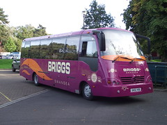 Briggs Coaches Ltd Mercedes Benz Mini Coach SK02 VOG (5asideHero) Tags: mercedes benz coach mini briggs ltd coaches vog sk02