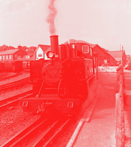 Early 1980's Festiniog Railway