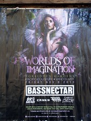 Bassnectar (knightbefore_99) Tags: show street music art poster pacific image gig band coliseum forbiddengardens bassnectar worldsofimagination