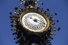 Amiens, place Gambetta, horloge Dewailly (Ytierny) Tags: france horizontal horloge fontaine amiens heure picardie somme cadran placegambetta amienois horlogedewailly ytierny