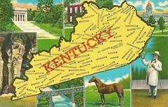 Kentucky (tico_manudo) Tags: kentucky mapcards
