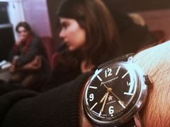 "Vostok Komandirskie ""Red Star"" 1/3 (fcafca) Tags: watch russian vostok cccp komandirskie nexus4"