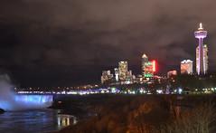 Niagara Falls (Colin John) Tags: skyline night niagarafalls sevenwondersoftheworld