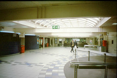 Belfast - Central Station Interior