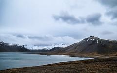 Hello Iceland (2013) (ffffux) Tags: trip sky mountains nature stars landscape iceland horizon roadtrip journey roads