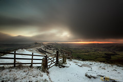 Predawn Moods at Mam Tor (awhyu) Tags: peakdistrict mamtor castleton hopevalley andrewyuphotography predawnmoods