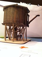Scratchbuild Watertank