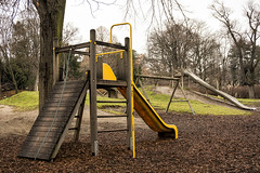 Playground (pseudonym_cp) Tags: color playground intense slide