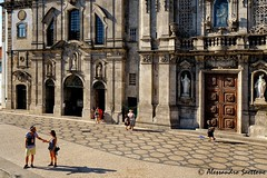 Igreja Do Carmo (Alessandro Saettone) Tags: travel church europa europe chiesa porto oldtown viaggi citt portogallo carmo