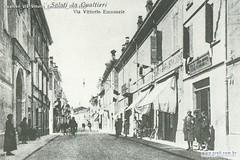 Gualtieri Via Vittorio Emanuele 1920-1925