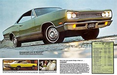 1969 Dodge Coronet (Rickster G) Tags: 1969 car ads 1971 flyer 60s muscle convertible super literature bee 1967 70s dodge 1970 1968 hemi mopar 500 sales 1972 brochure coronet 440 1973 rt sixpack dealer 426 superbee 383 bbody scatpack