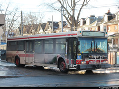 Toronto Transit Commission #7303 (vb5215's Transportation Gallery) Tags: new toronto flyer ttc 1999 transit commission d40lf