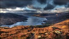 140109LochKatrine8580tmw (GeoJuice) Tags: scotland geography trossachs lochkatrine benaan earthe geojuice