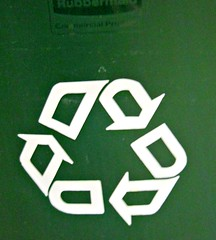 16/114 C 17/365:  Recyling Bin Logo (MountainEagleCrafter) Tags: green logo boring everyday recycle recycling day17 banal whiteline recyclingbin week3 thinkgreen 11714 17365 theme16 3652014 2014yip 365the2014edition 114picturesin2014 2014weeklyalphabetchallenge 2014internationalbeauty cisforcharge 17012014 01172014