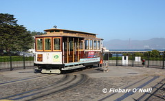 San Francisco (finnyus) Tags: sanfrancisco california usa unitedstatesofamerica muni northamerica lightrail sfmuni sanfranciscomunicipalrailway 2013 finbarroneill finbarrmichaeloneill
