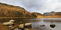 The low down on Blea Tarn (Keith now in Wiltshire) Tags: uk england lake mountains water landscape nationalpark rocks lakedistrict wideangle hills cumbria tarn bleatarn mygearandme mygearandmepremium mygearandmebronze mygearandmesilver mygearandmegold mygearandmeplatinum mygearandmediamond infinitexposure