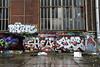 graffiti (wojofoto) Tags: streetart amsterdam graffiti ndsm wojofoto