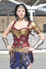 Wonder Woman (Ibrahim D Photography) Tags: cosplay comiccon lscc excelcentre londonsupercomicconvention