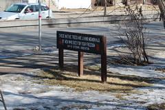 Memorial drive Calgary (davebloggs007) Tags: calgary drive memorial vision:text=0717 vision:outdoor=0893