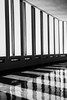 Shadows in the Hallway (DMR33) Tags: bw ny shapes structure albany rhythm reptition dedpxl02