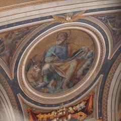 Saint Peter's basilica dome (mosaic) (Eric Reiter Photography) Tags: italy vatican roma saint place mosaic basilica peter dome