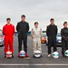 Fiesta Junior drivers - Silverstone National 6th April 2014 Photo: Marc Waller