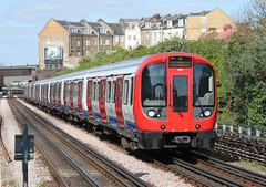 S Stock at Dollis Hill (bowroaduk) Tags: tube londonunderground londontransport
