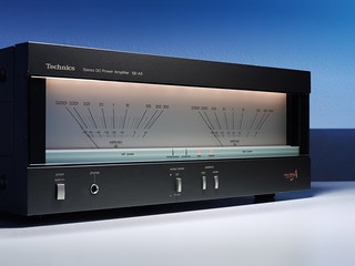 Technics SE A5 Stereo Power Amplifier