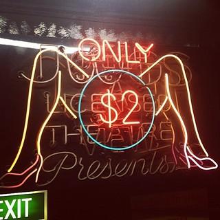 Neon Spice || Photo by: @v_jacksonn || Paperworknyc #neonsign #zine
