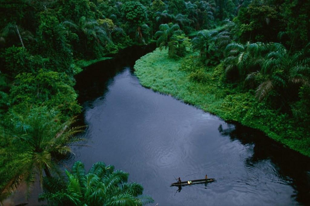 Congo river