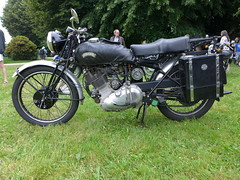 Vincent Meteor 500cc OHV (Michel 67) Tags: classic vintage motorbike moto motorcycle ancienne motocicleta motorrad motocicletta motociclette classik