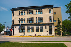 The Traders Bank (bryanscott) Tags: canada building architecture manitoba selkirk