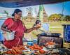 Happy Hardworker (ALAMS ARUN) Tags: india indianphotographers indianphotography happiness womanhood nikonworld nikonindia strongwoman chennai streetphotography street streetsofindia streetphotographyindia