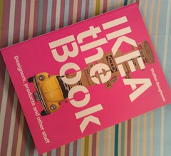 Yellow Beetle on cover of IKEA book (spelio) Tags: ikea canberra shopping act store stuff