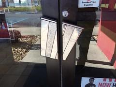 KFC door handles (RetailByRyan95) Tags: kfc kentuckyfriedchicken doorhandle newportnews va virginia