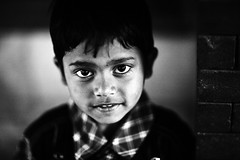 MUBARAK (N A Y E E M) Tags: mubarak boy relative distant portrait today afternoon frontyard lawn home rabiarahmanlane chittagong bangladesh availablelight naturallight