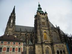 Prague Castle District and Lesser Town (kmoliver) Tags: prague czechrepublic lessertown castledistrict