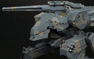 Metal Gear REX - Fin 5 by Judson Weinsheimer