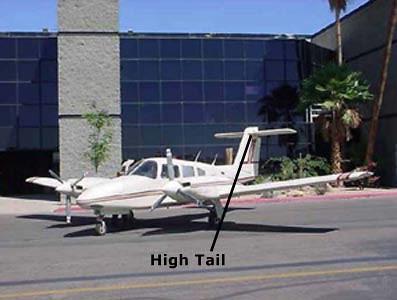 Photo - Plane Type: High Tail