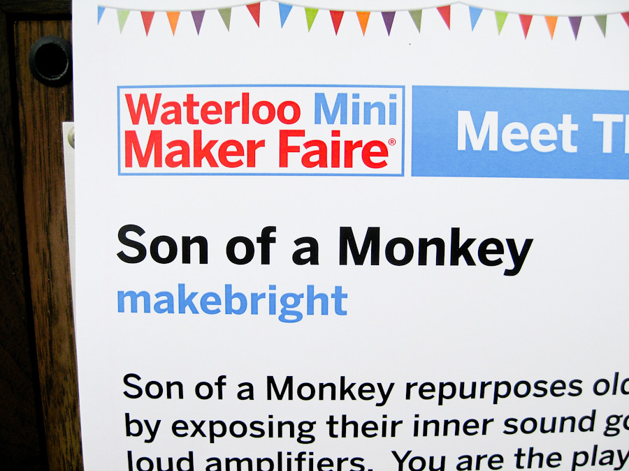 Waterloo Maker Faire 2013 115