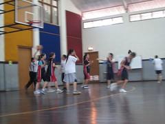 Blurry Basketball