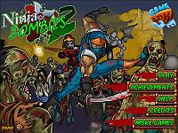忍者大戰殭屍2(Ninja vs Zombies 2)
